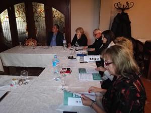 Training for environmental inspectors Bitola